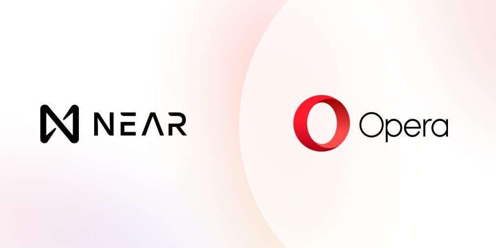 Opera x Near